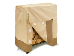 Log Rack Cover, 48 by 24 by 42-Inch
