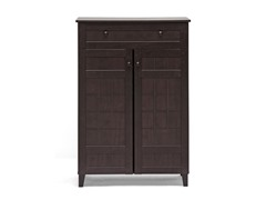 Glidden Tall Shoe Cabinet