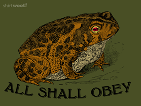 All Shall Obey