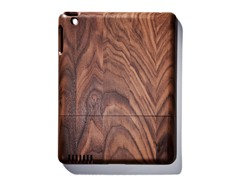 Walnut Solid Cover for iPad 2 & 3
