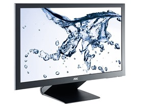 AOC Full-HD LED-backlit Monitors