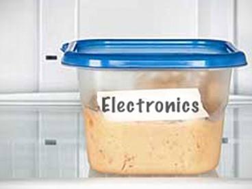 Electronics Leftovers