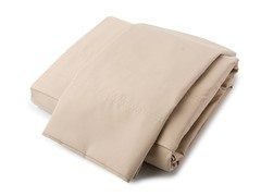 380TC Percale Sheets-Champagne-2 Sizes