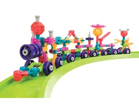 Jawbones 168 Piece Train Set