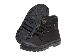 Palladium Pampa- Black (Tod 4 -7)