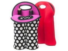 BUILT NY Two Bottle Tote-Set of 2-Random