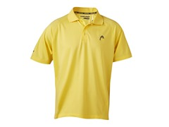 Net Performance Polo - Goldfinch