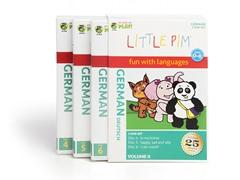 German for Kids: Language Box Set Volume II