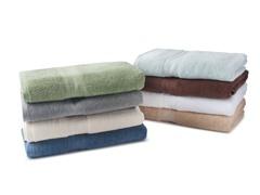MicroCotton 6-Piece Towel Set - 8 Colors
