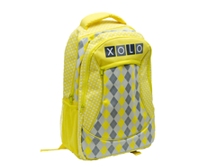 Sunny Argyle Backpack