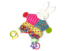 Amazing Baby- Blanket Teether