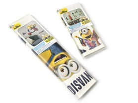 Roommates Minions 26pc Wall Decal Bundle