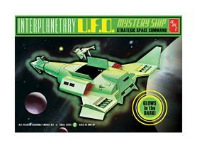AMT Interplanetary UFO Mystery Ship Model Kit