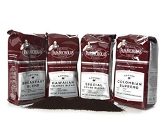 Papa's Favorites Ground Coffee 4pk