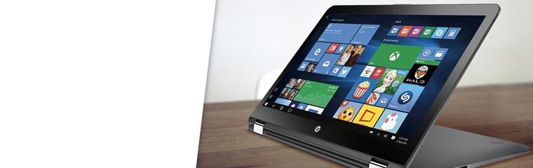 A Hapless Pride of HP Laptops