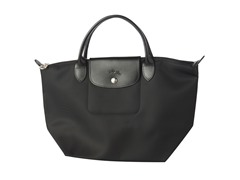 Longchamp Planetes Handbag, Black