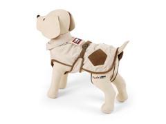 Dog Rich Hunter Coat Cream