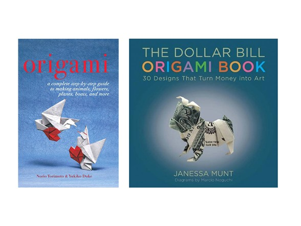 2pk books dollar bill origami amp origami