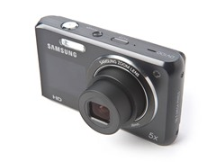 Samsung 16.1MP Dual View Camera w/5x Opt
