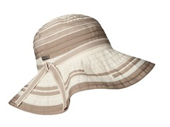 Narcissus Ribbon Sun Hat, Natural