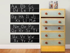 Learn to Write Chalkboard Decals