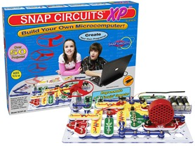 Snap Circuits XP -Build a Microcomputer!