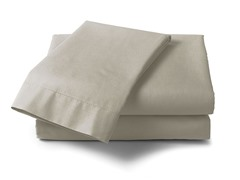 1000 Thread Count Cotton Sateen Sheet Set  Platinum