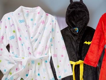 Kids' Character Robes