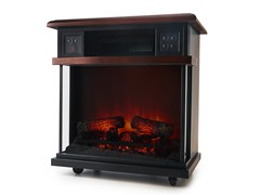 Chimney Free Infrared Quartz Fireplace