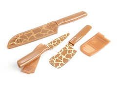 Giraffe Knife Set