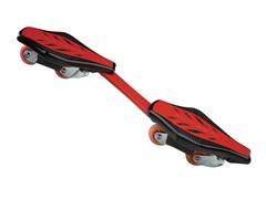 Razor RipSkate Deck Skates - Red