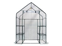 Walk-in 3-Tier 6-Shelf Greenhouse