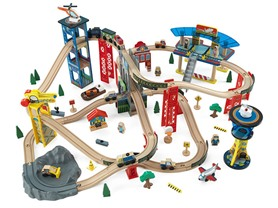 KidKraft Super Highway Train Set Only