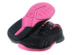 Black Future Cat Superlt Fashion Sneaker (11-7)