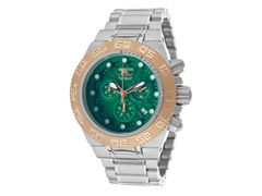 Subaqua - Green Dial / Stainless Steel