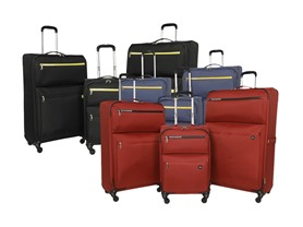 Dockers® Alpha 3pc Luggage (Your Choice)