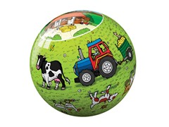 40-Piece Farm 3-D Puzzle Ball