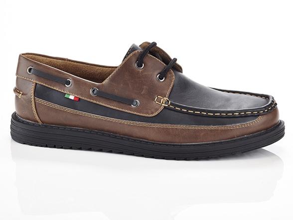 Marco Vitale Men S Boat Shoes