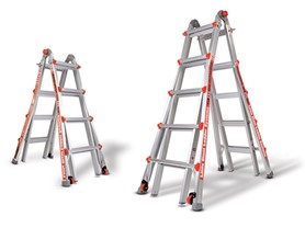 Little Giant Alta-One Extension Ladders