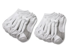 6-Pack of Premium Puma Boys Socks (9-11)