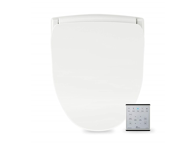 BioBidet Slim TWO Bidet Smart Toilet Seat
