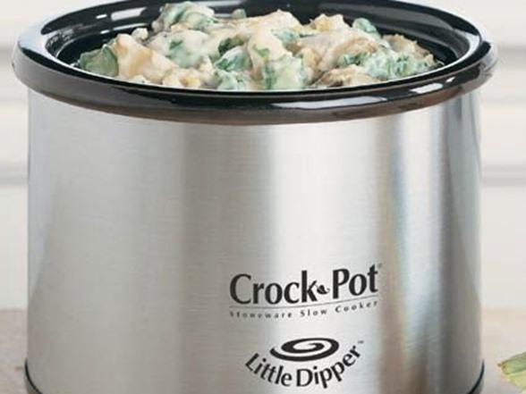 crock pot little dipper recipes manual