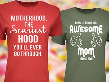 Graphic Tees For Mom