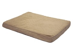 PAW Orthopedic Super Foam Pet Bed - Clay