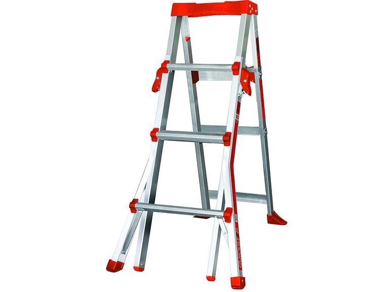 Little Giant QuickStep Adjustable Ladder