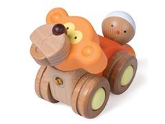 Click n Play - Monkey Car