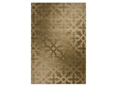 "Harmony Transitional Area Rug  5'3""x7'6"""