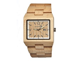 Earth Wood Rhizomes Men's Watch - 4 Colors