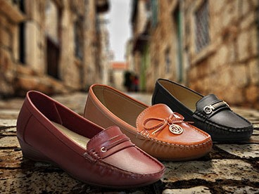 Ladies' Sandals and Slip-On Shoes