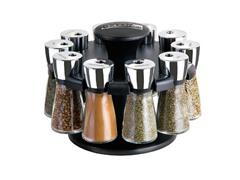 Cole & Mason 10-Jar Spice Carousel